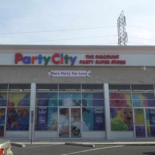 Texas Party City locations